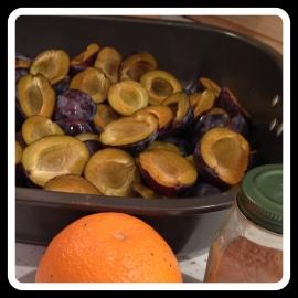 plum roasted