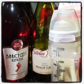 wine and formula